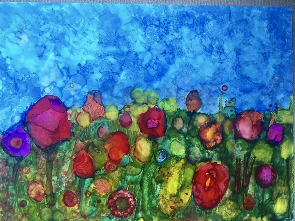 "'How to Love Flowers""  Randy Siegel"