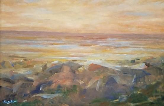Sea wall - Trish Rugaber