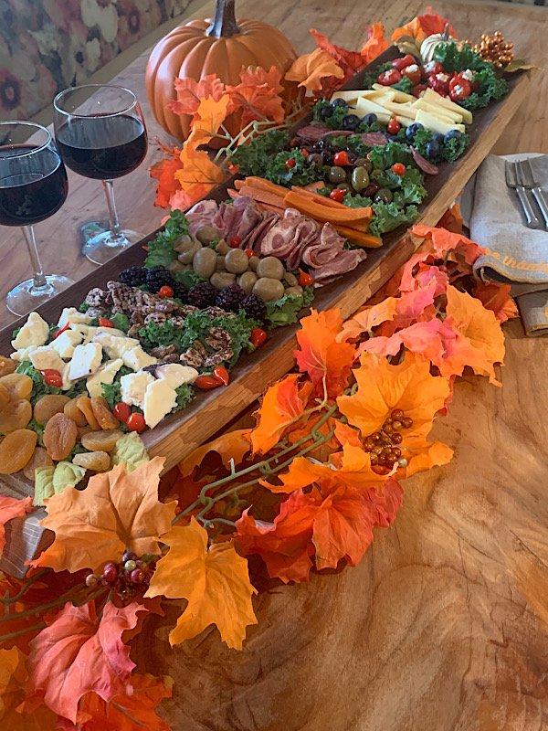 Thanksgiving Grazing Board