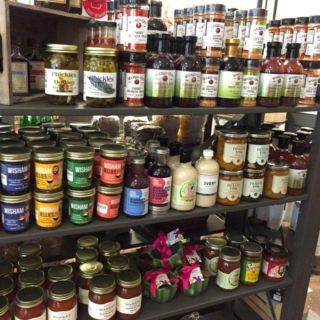 Georgia Made Products - The Market at Sea Island