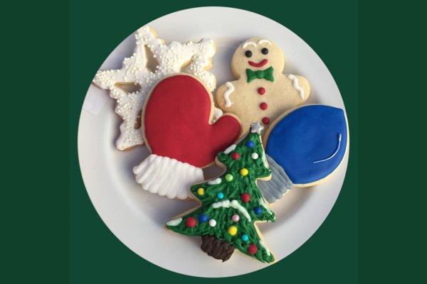 Tasteful Temptations Christmas Cookies
