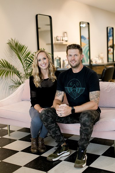 Stacy and Bryan McLarty of The Collective