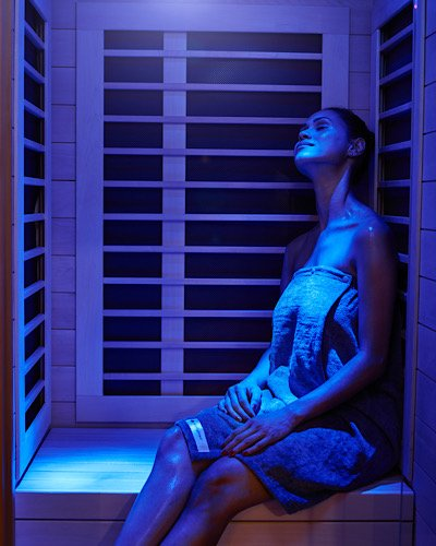 Pulse Infrared Sauna