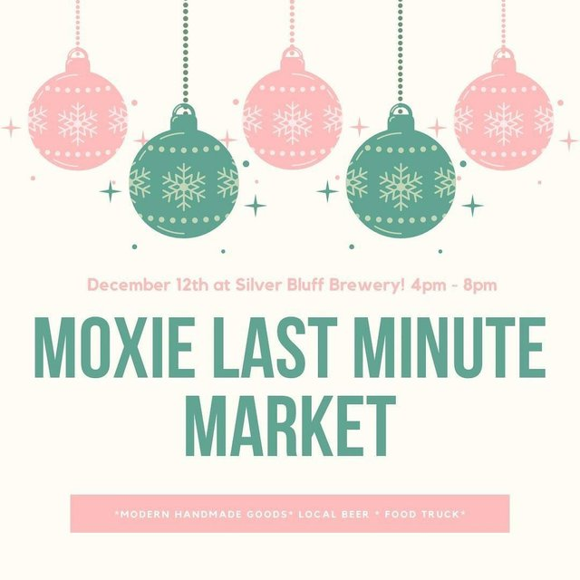 Moxie Last Minute Market