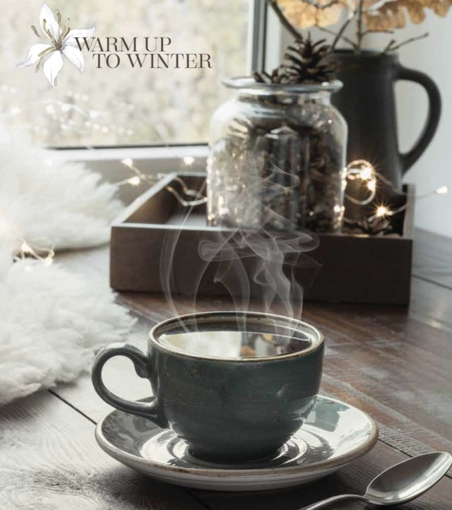 Warm Up to Winter Coffee
