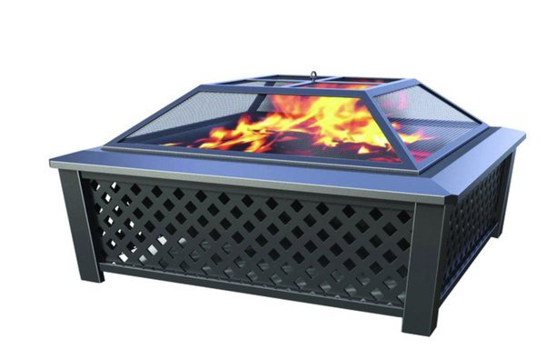 Fire pits available at Island ACE Hardware
