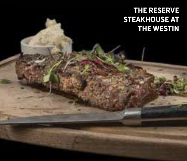 The Reserve Steak House at The Westin