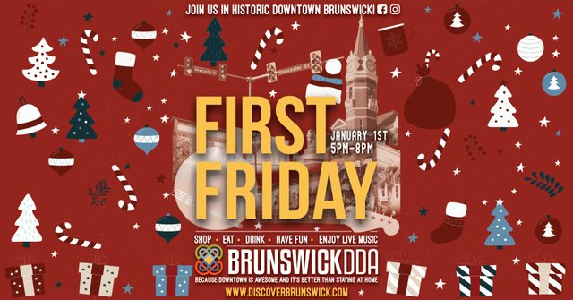 First Friday Jan2021