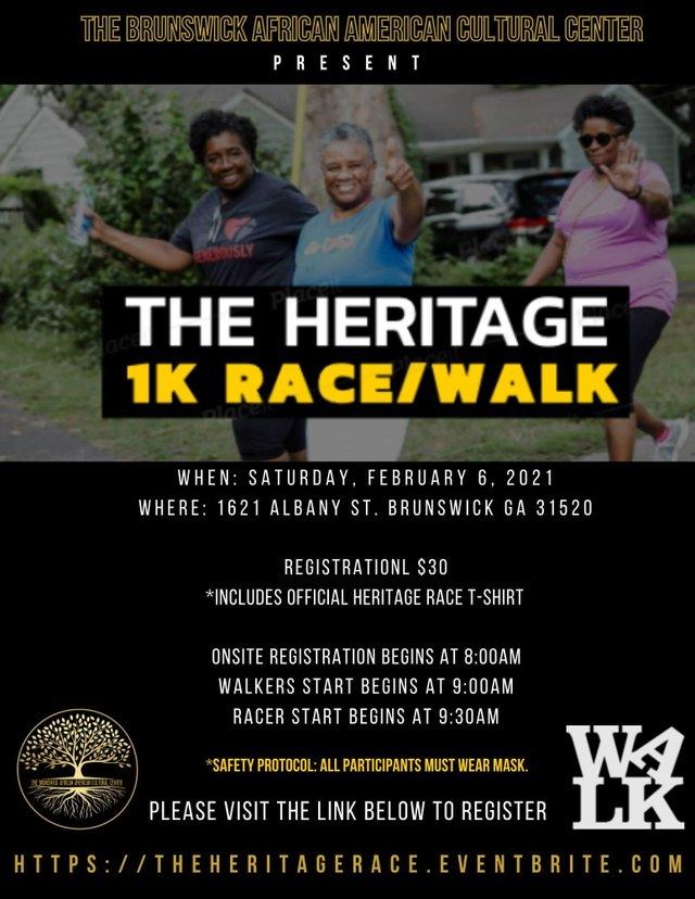 2021 Heritage Walk