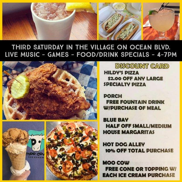 Third Saturday Ocean Blvd