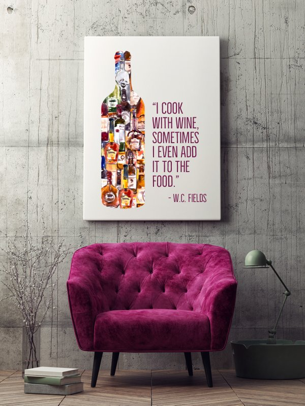 Wine WC Fields quote