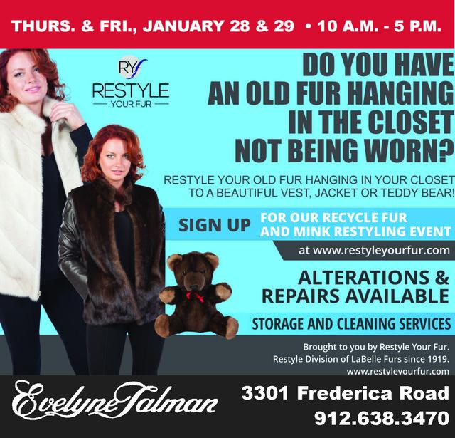 Restyle Your Fur Jan2021