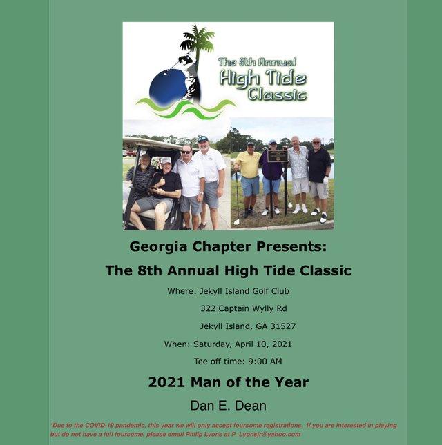 8th Annual High Tide Classic