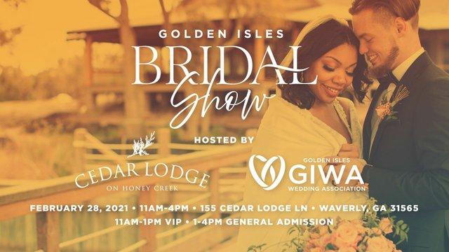 GI bridal show poster