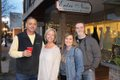 Jeff and Melissa Fassel, Laura and Tony Hardy