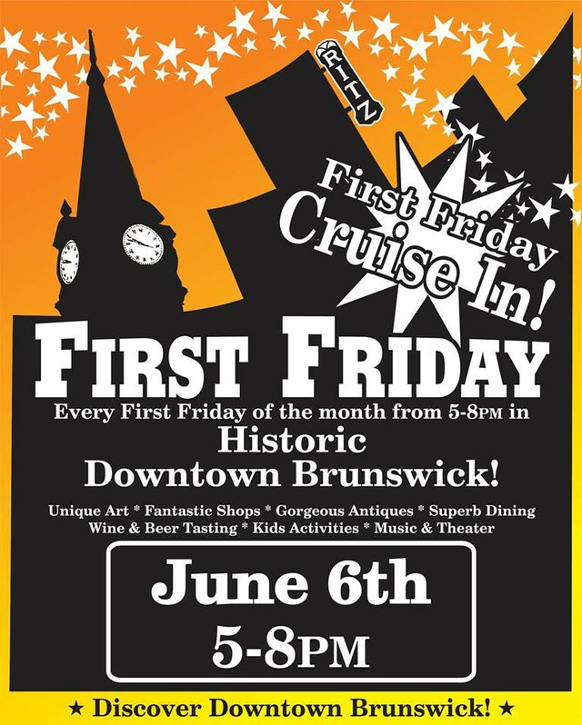First Friday June