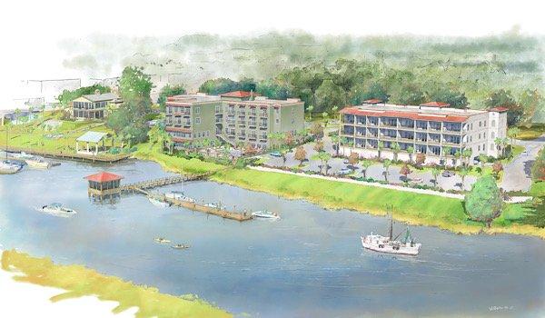 Oaks on the River Darien GA