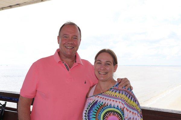 Steve and Kathy Brown