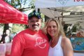 Sean and Hallie Garcia were here celebrating their 20 year anniversary.