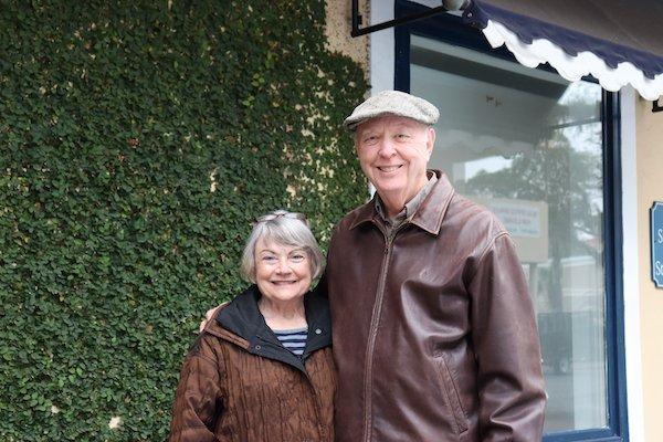 Sandy and Bill Flatau