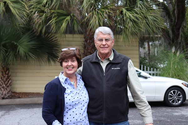 Linda and Stephen Bailey