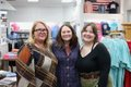 Adriane Davis, Shannon Norfleet, Brittney Pitts