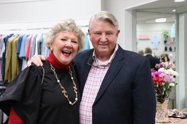 Elizabeth and Bill Jordan