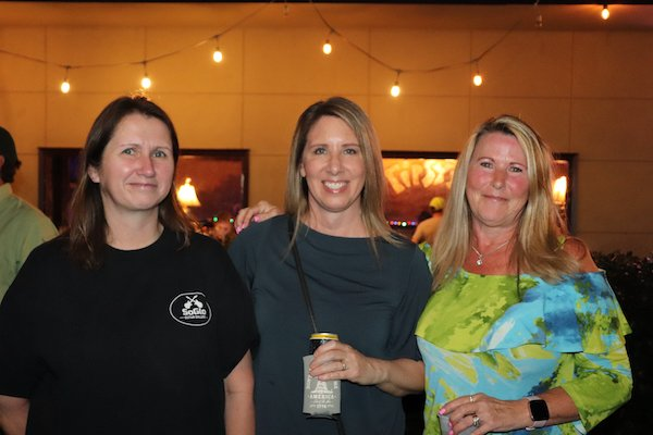 Tammy Perkins, Sondra Beard, LeeAnn Page