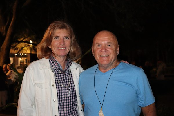 Vickie and Dave Bowers
