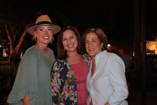 Jennifer Rose, Christine Pierce, Pam Melton