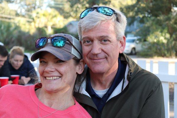 Anne Marie and Matt Wellborn