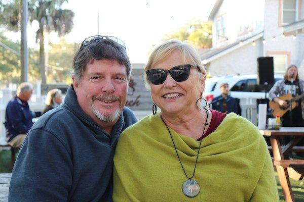 David and Karen Bray