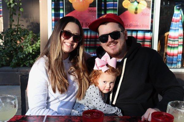 Kristen, Aria, and KyleDavis