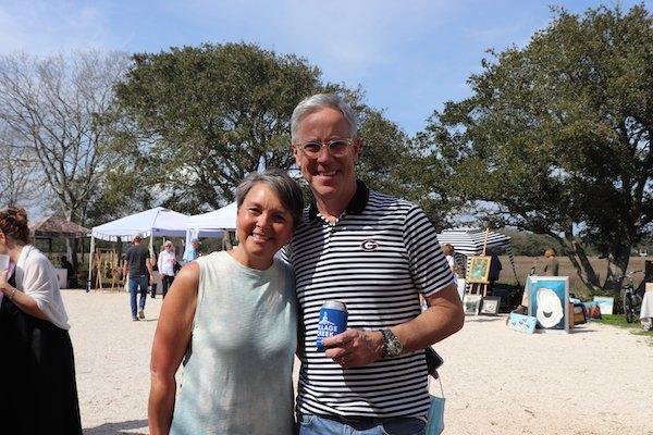 Debbie and Scott Williamson