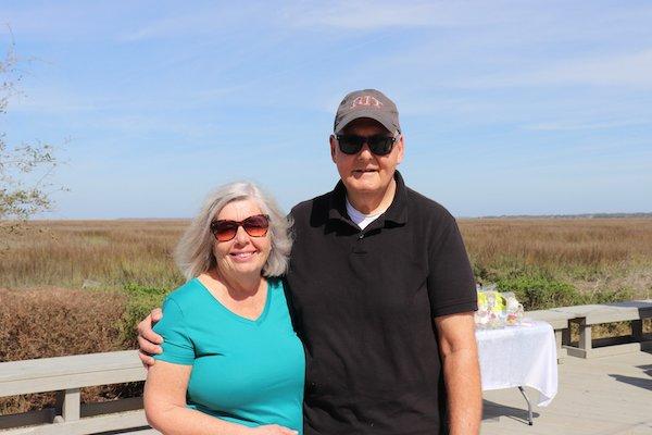 Teri and Bob Kelterborn