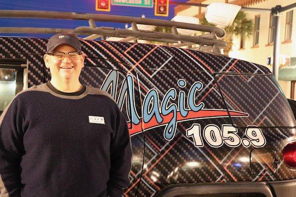 Paul Meacham of Golden Isles Broadcasting