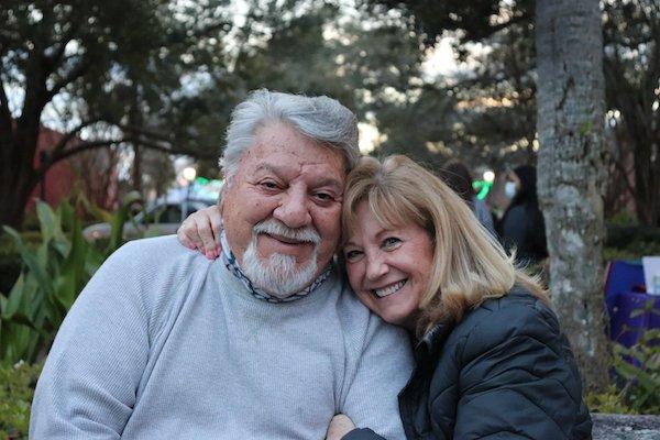 Tony and Jeanne Cascio