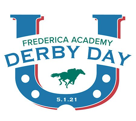 Derby Day 2021 logo