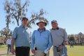 Joe Kassim, Jim Norman, Moon Warwick