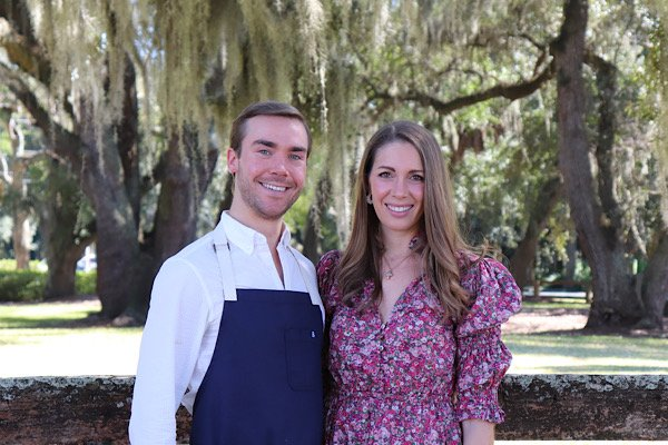 Daniel and Claire Auffenberg of Dorothys