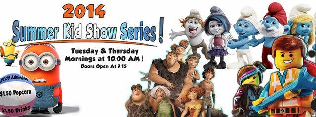 Summer Kids Show Series poster