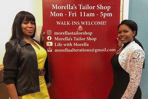 Morellas Tailor Shop