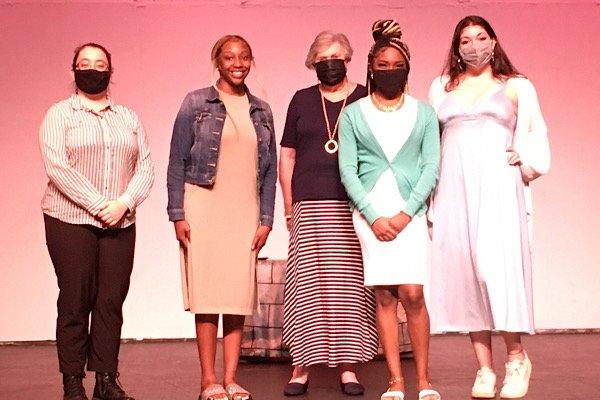 Young Poet Award Winners