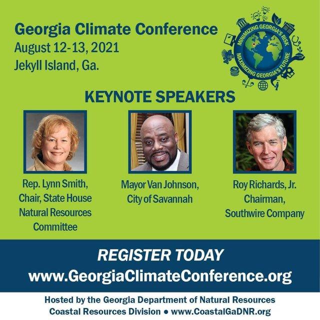Georgia Climate Conference 2021