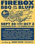 4th Annual Firebox  BBQ on the Bluff