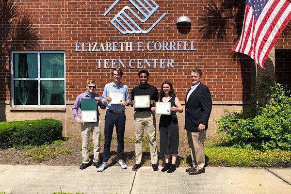 2021 Correll Scholars