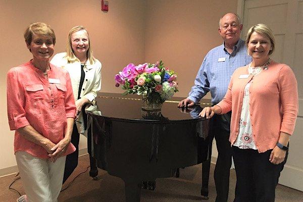 Coastal Symphony of GA new board members 2021