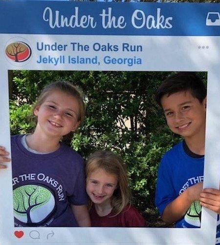 Under the Oaks Run Registration Open