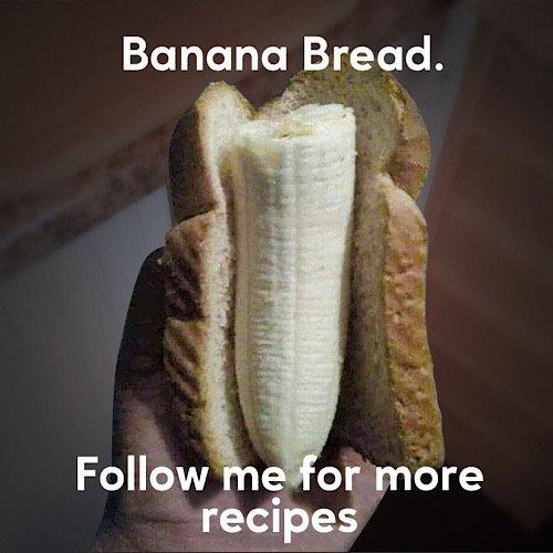 Butler Family Banana Bread recipe