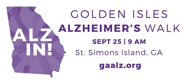 2021 Golden Isles Alzheimer's Walk